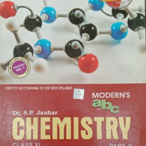Modern ABC of Chemistry Part 2 Class 11