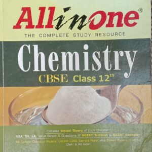 All in One Chemistry Class 12 Book By Arihant