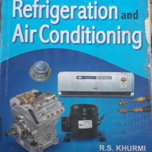 Refrigeration and Air Conditioning S Chand