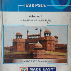 General Studies : Indian History & Indian Polity