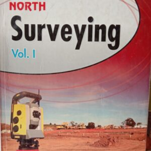 North Surveying Vol 1 Book By GS Bhatia