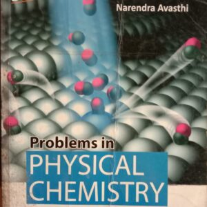 Problems in Physical Chemistry Book For JEE Mains By Narendra Avasthi