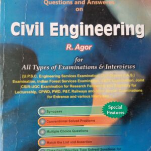 Objective Type Civil Engineering By R Aggarwal for All Exams