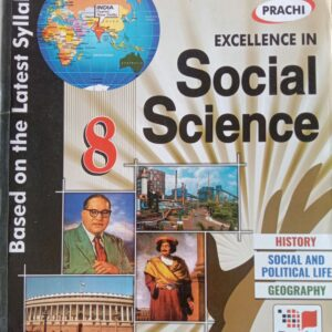 Excellence in Social Science Class 8th By KG Sharma